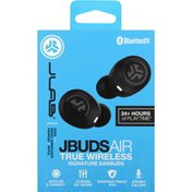 JLab Audio Jbuds Air True Wireless Earbuds - Black