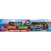 Thomas & Friends Toy, Monkey Mania Thomas, Track Master
