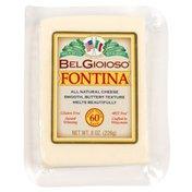 BelGioioso Fontina Cheese, Wedge