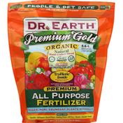 Dr. Earth Fertilizer, All Purpose, Premium