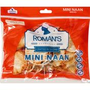 Roman's Bakehouse Naan Bread, Mini