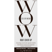 Wow! Hair Color, root Cover Up, Medium Brown