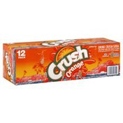 Crush Soda, Orange