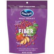 Ocean Spray Fruit Medley Fiber Blend Cranberry Dried Fruit Blend