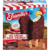 Friendly's Ice Cream Cake Krunch Ice Cream Bars