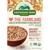Cascadian Farm Granola, Ancient Grains