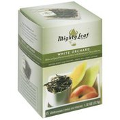 Mighty Leaf Tea, White Orchard