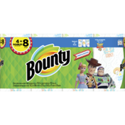 Bounty Select-A-Size Paper Towels, Disney Toy Story 4 Print