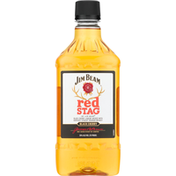 Jim Beam Red Stag Black Cherry Bourbon Whiskey Traveler