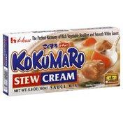 BC Hot House Sauce Mix, Kokumaro Stew Cream