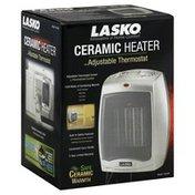 Lasko Ceramic Heater, with Adjustable Thermostat