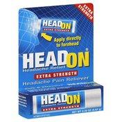 Head On Headache Pain Reliever, Extra Strength