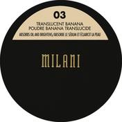 Milani Setting Powder, Translucent Banana 03