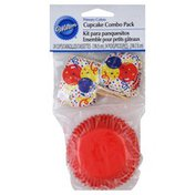 Wilton Cupcake Combo Pack, Primary Colors