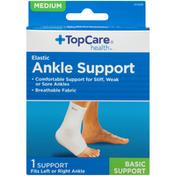 TopCare Medium Basic Elastic Ankle Support