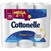 Cottonelle Clean Care Mega Roll Toilet Paper