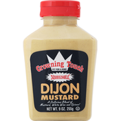 Crowning Touch Mustard, Dijon, Squeezable