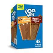 Kellogg's Pop-Tarts Toaster Pastries, Breakfast Foods, Baked in the USA, Variety Pack