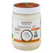 Nutiva Organic Superfood Refined Coconut Oil