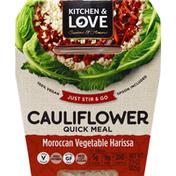 Cucina & Amore Vegetable Harissa, Moroccan, Cauliflower