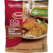 Tyson Fully Cooked Southern Style Chicken Breast Tenderloins, Frozen