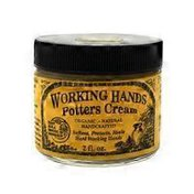 East Hill House Working Hands Potters Cream