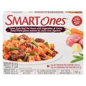 Smart Ones Homestyle Beef Pot Roast Frozen Meal