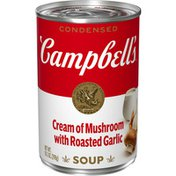 Campbell's® Cream of Mushroom with Roasted Garlic Soup