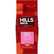 Hills Bros. Donut Shop Medium Roast Ground Coffee