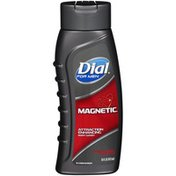 Dial for Men Body Wash, Magnetic