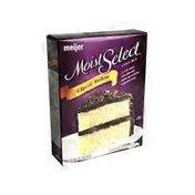 Meijer Classic Yellow Moist Select CAKE MIX