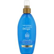 OGX Mist, 8-in-1, Replenishing + Water Drops