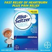 Alka-Seltzer Original Antacid