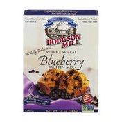 Hodgson Mill Whole Wheat Blueberry Muffin Mix