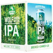 Golden Road Brewing Wolf Among Weeds IPA Cans