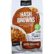 Essential Everyday Hash Browns, Southern Style Potatoes, Diced