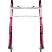 Nova Walker with Wheels, Pink