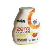 Meijer Liquid Sweetener With Sucralose