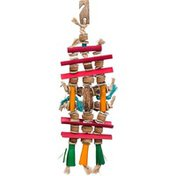Planet Pleasures Bamboozlers Pagoda Bird Toy Medium