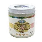 Bright Earth Foods Cold Pressed Extra Virgin Vanilla Coconut Oil