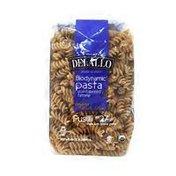 DeLallo Biodynamic Whole Wheat Fusilli Pasta