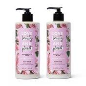 Love Beauty & Planet Body Wash Murumuru Butter & Rose