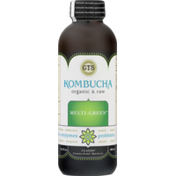 GTs Organic Kombucha Multi-Green