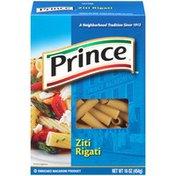 Prince Ziti Rigati Pasta