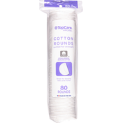 TopCare Cotton Rounds, Quilted for Strength