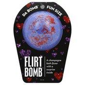 Da Bomb Bath Fizzer, Flirt Bomb, Fun Size