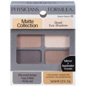 Matte Collection™ 3882 Canyon Classics--Canyon Classique Quad Eye Shadow--Quatuor d'Ombres a Paupieres