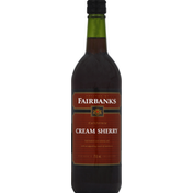Fairbanks Cream Sherry, California
