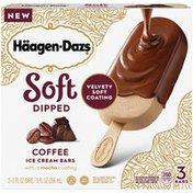 Haagen-Dazs Soft Dipped Coffee Ice Cream Bars