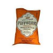 Puffworks Peanut Butter Puffs, Original